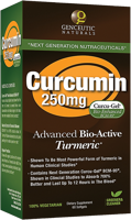 Genceutic Naturals Curcumin