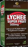 Genceutic Naturals Lychee Super Fruit Complex