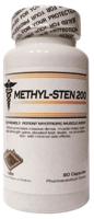Genetech Pharma Labs Methyl-Sten 200