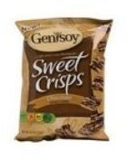 Genisoy Sweet Crisps