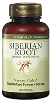 GinsaGold Siberian Root