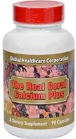 Global Healthcare The Real Coral Calcium Plus