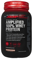 GNC Amplified 100% Whey Protein
