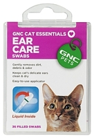 GNC Cat Essentials Ear Care Swabs