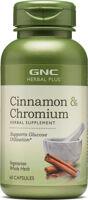 GNC Cinnamon Plus Chromium