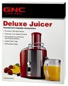 GNC Deluxe Juicer