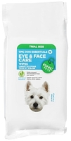 GNC Dog Essentials Eye and Face Care Wipes for Dogs