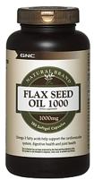 GNC Flax Seed Oil 1000