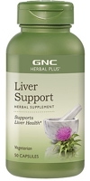 GNC Herbal Plus Liver Support
