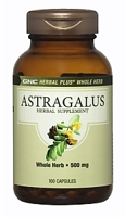 GNC Herbal Plus Whole Herb Astragalus