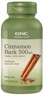 GNC Herbal Plus Whole Herb Cinnamon