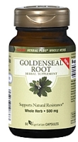 GNC Herbal Plus Whole Herb Goldenseal Root