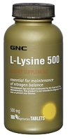 GNC L-Lysine 500