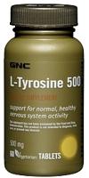 GNC L-Tyrosine 500