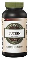 GNC Lutein 20 mg