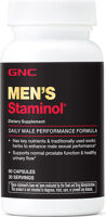 GNC MEN'S STAMINOL