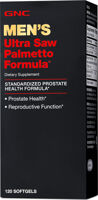 GNC Men's Ultra Saw Palmetto Formula&reg
