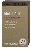GNC Multi-Gel Multivitamin