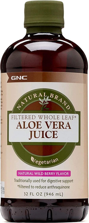 What is the best brand of aloe vera juice