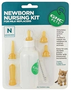 GNC Newborn Nursing Kit For Milk Replacer for Kittens