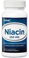 GNC Niacin 250 mg