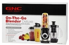 GNC On-The-Go Blender Deluxe