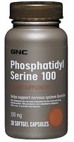 GNC Phosphatidyl Serine 100