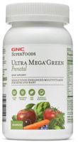GNC Ultra Mega Green Prenatal