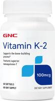 GNC Vitamin K-2