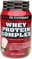 GNC Whey Protein Complex