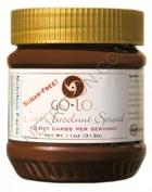 Go-Lo Foods Sugar Free Dark Hazelnut Spread