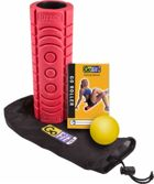 GoFit Go-Roller With Trigger Point Ball