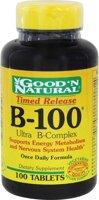 Good 'n Natural B-100 Ultra B-Complex