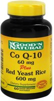 Good 'n Natural Co Q-10 plus Red Yeast Rice