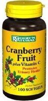 Good 'n Natural Cranberry Fruit plus Vitamin C