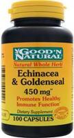 Good 'n Natural Echinacea & Goldenseal