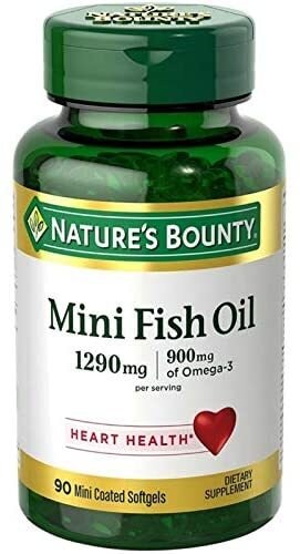 Good 39 n natural news reviews prices at priceplow for Is fish oil good for you