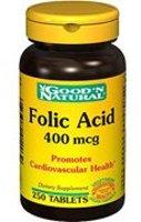 Good 'n Natural Folic Acid