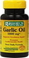 Good 'n Natural Garlic Oil