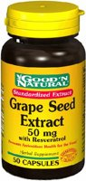 Good 'n Natural Grapeseed Extract