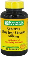 Good 'n Natural Green Barley Grass
