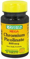 Good 'n Natural Mega Chromium Picolinate