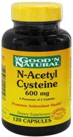 Good 'n Natural N-Acetyl Cysteine