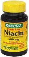 Good 'n Natural Niacin - Flush Free