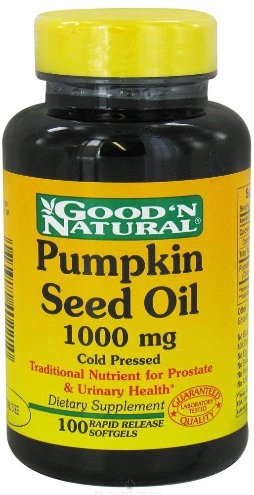 Pumpkin seed oil buy