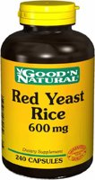 Good 'n Natural Red Yeast Rice