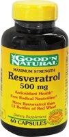 Good 'n Natural Resveratrol
