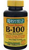 Good 'n Natural Timed Release B-100 Ultra B-Complex