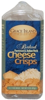 Grace Island Foods Baked Cheese Crisps
