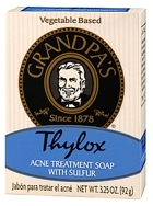 Grandpa Brand Thylox Acne Treatment Soap